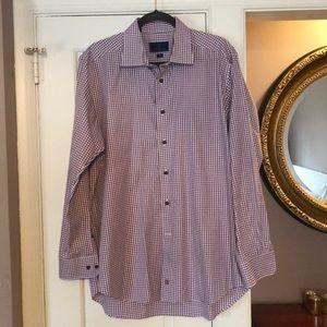David Donahue Pre-Owned (Like New) Dress Shirt